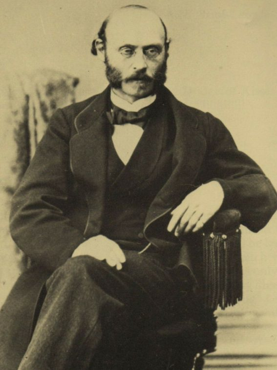 Leon_Minkus, photo by B Braquehais, circa 1865