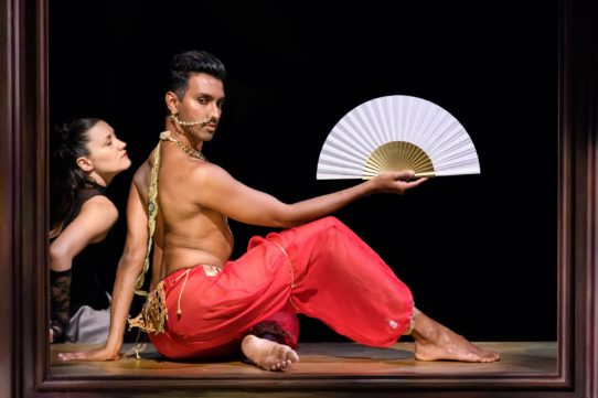 Bayadere - The Ninth Life