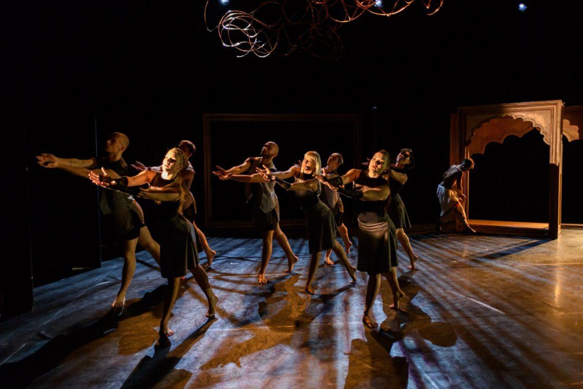 Shobana Jeyasingh Dance, Bayadère- The Ninth Life